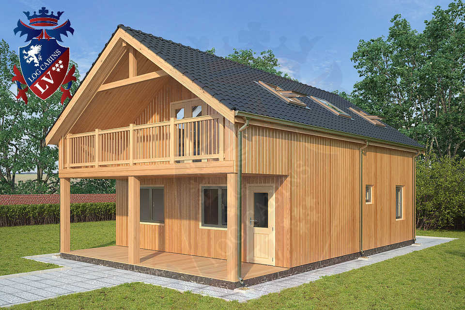 Timber Frame Housing - park homes-holiday chalets