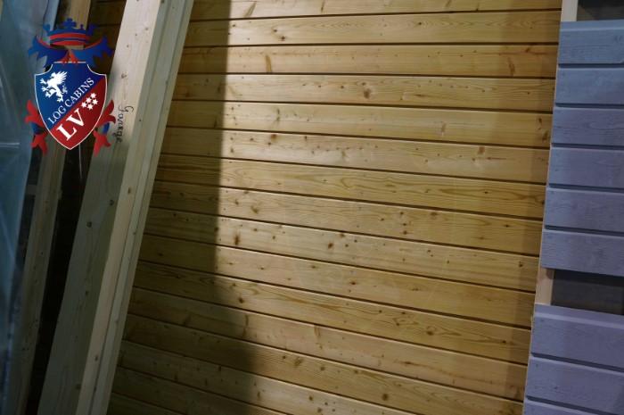Timber Frame Housing  1572