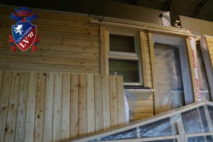 Timber Frame Housing  2456