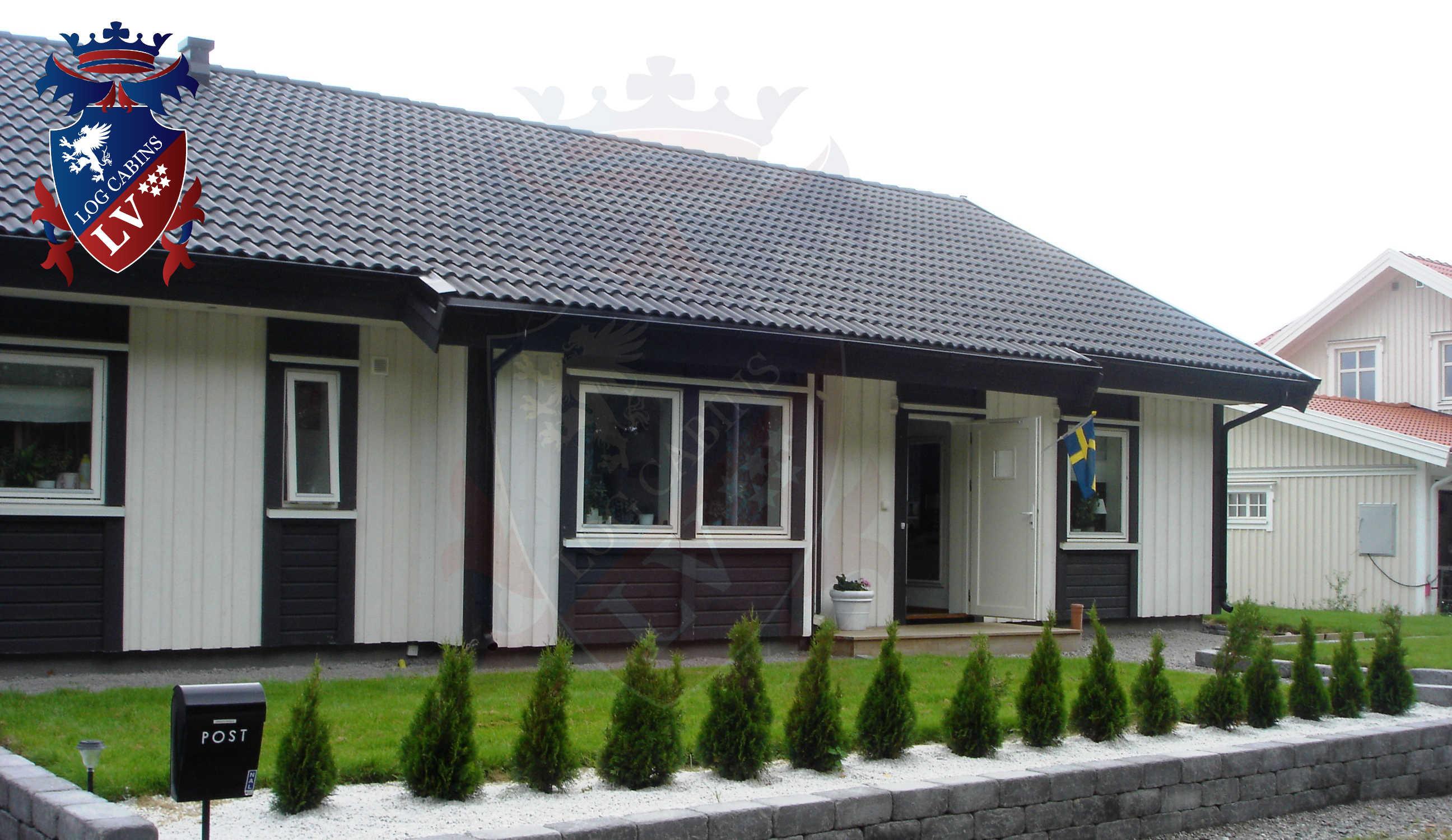 Timber Frame Housing- Log Cabins  11