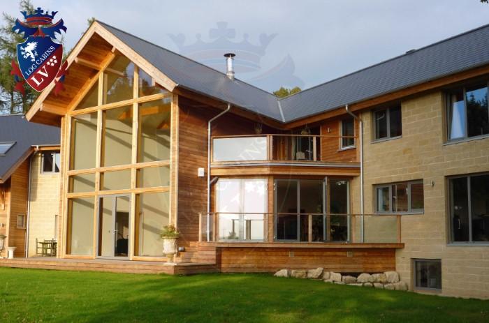Timber Frame Housing- Log Cabins  17