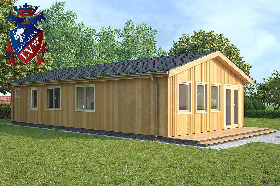Timber Frame Kits-Mobile Homes 05
