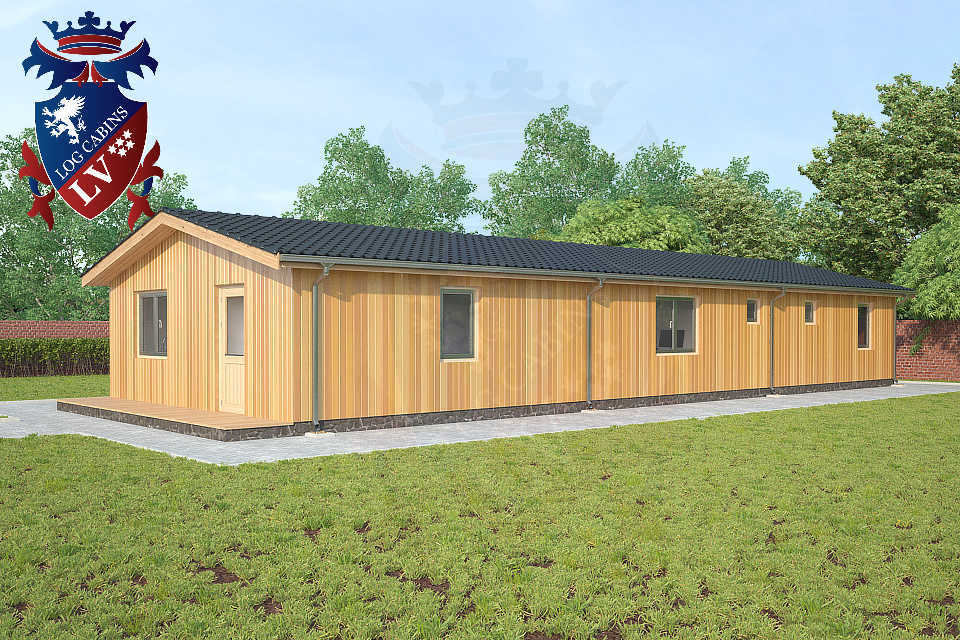 Timber Frame Kits-Mobile Homes 09