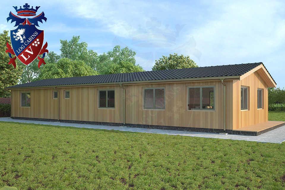 Timber Frame Kits-Mobile Homes 11