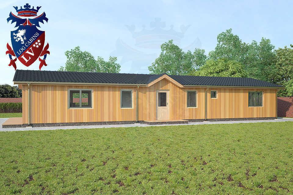 Timber Frame Kits-Mobile Homes 13