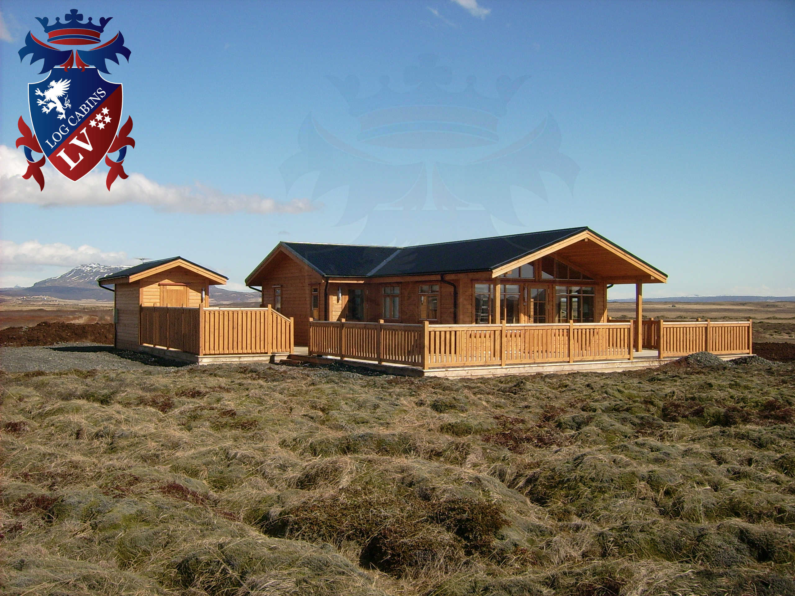 Timber Frame Kits-Mobile Homes 17