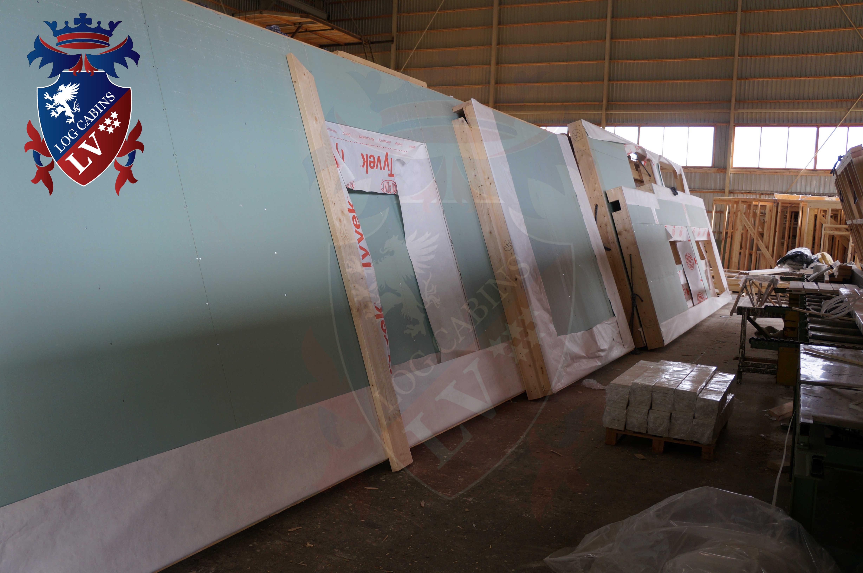 Timber Frame Panels  39