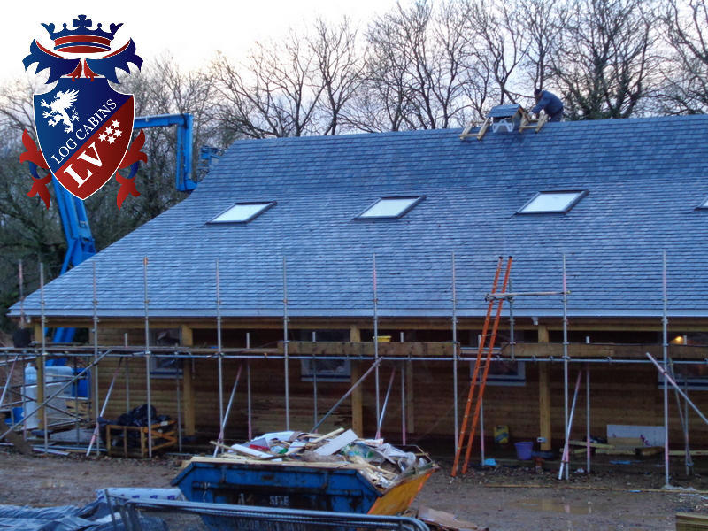Timber Frame Stables 2015 05