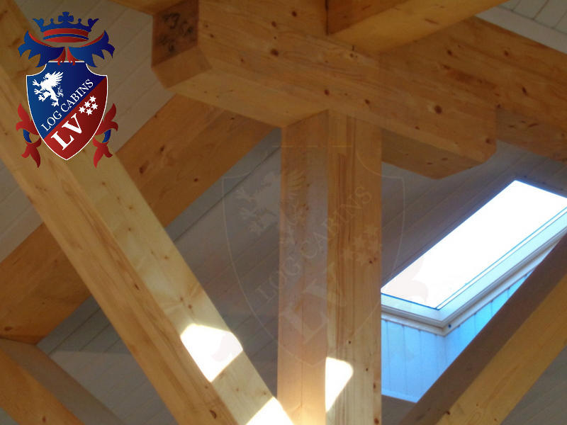 Timber Frame Stables 2015 09