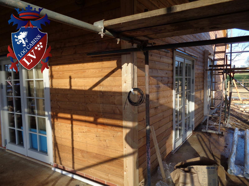 Timber Frame Stables 2015 10