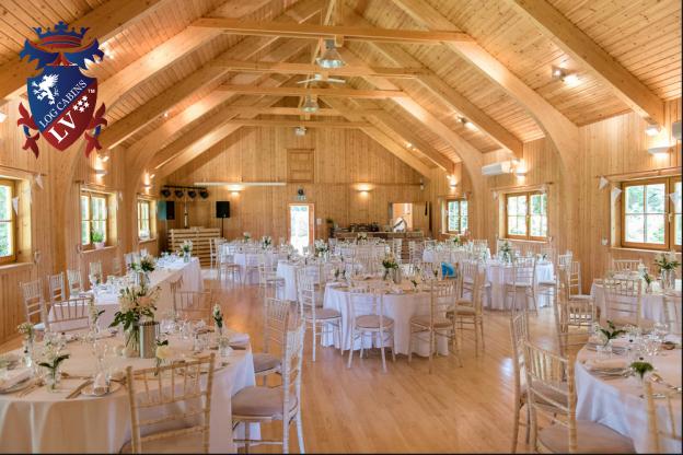 timber frame village halls