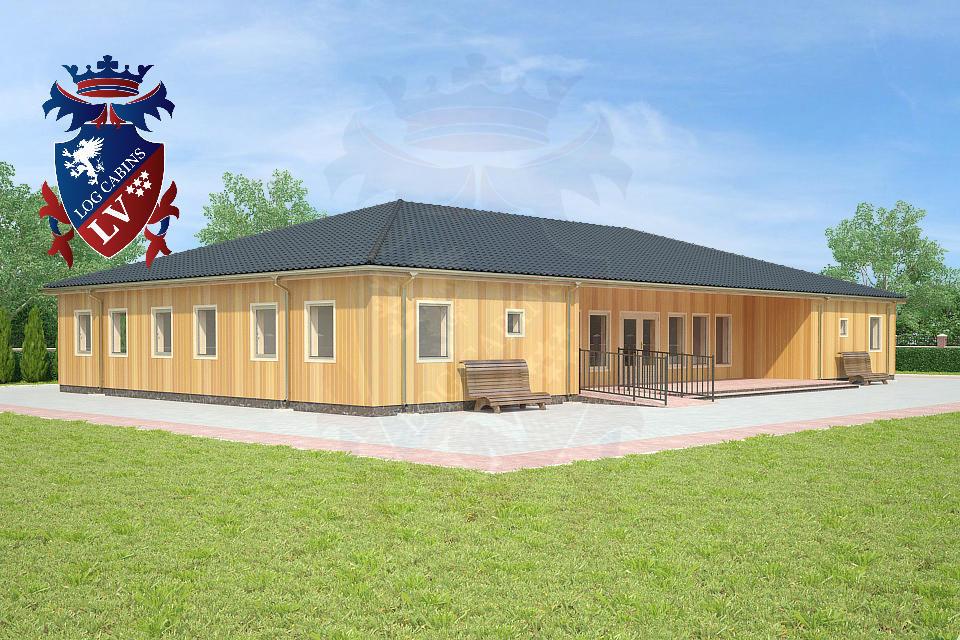 timber housing