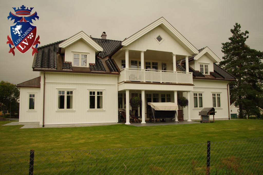 Timber frame Retirement Homes   027