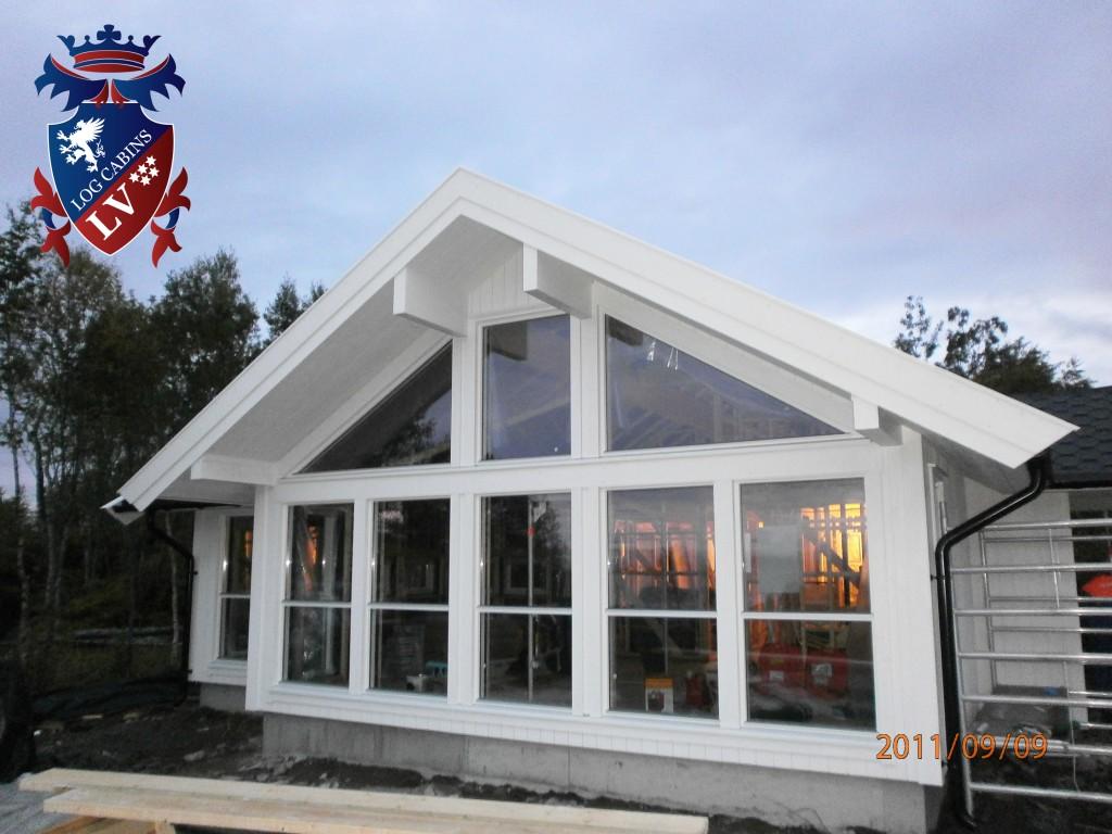 Timber frame Retirement Homes   046