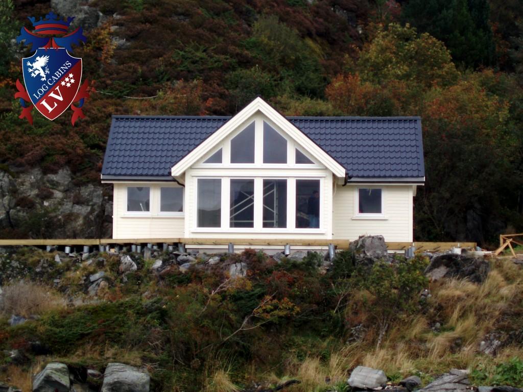 Timber frame Retirement Homes   065