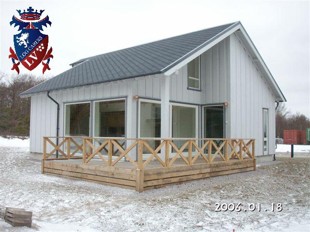 Timber frame Retirement Homes   084