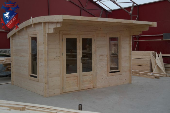 Under 2.5m High Ki Log Cabins 8