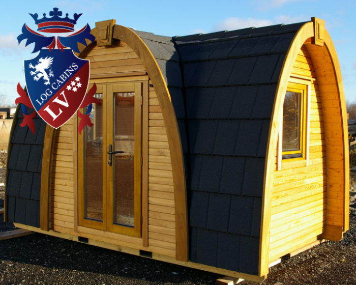 quality camping pods