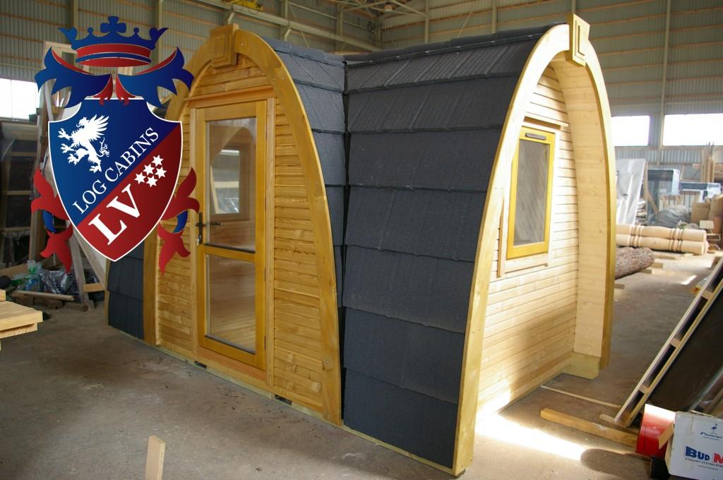 camping pod 521