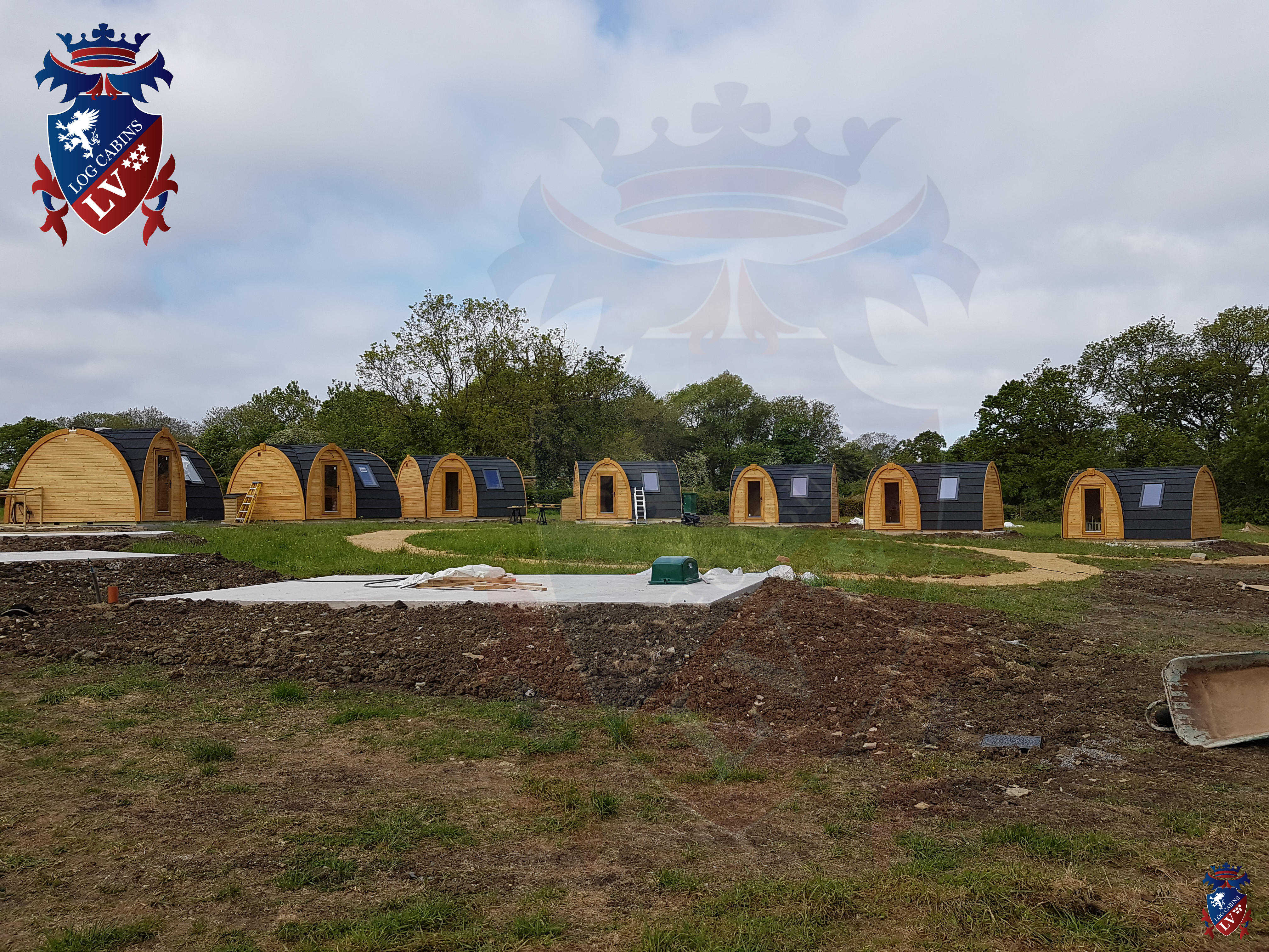 camping pods 20171