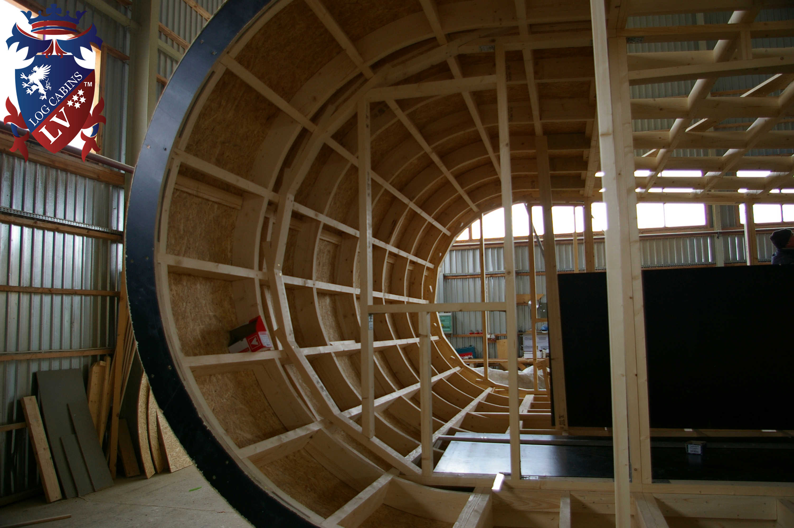 Eco Perch Timber Frame Camping Units 2016 Log Cabins Lv Blog