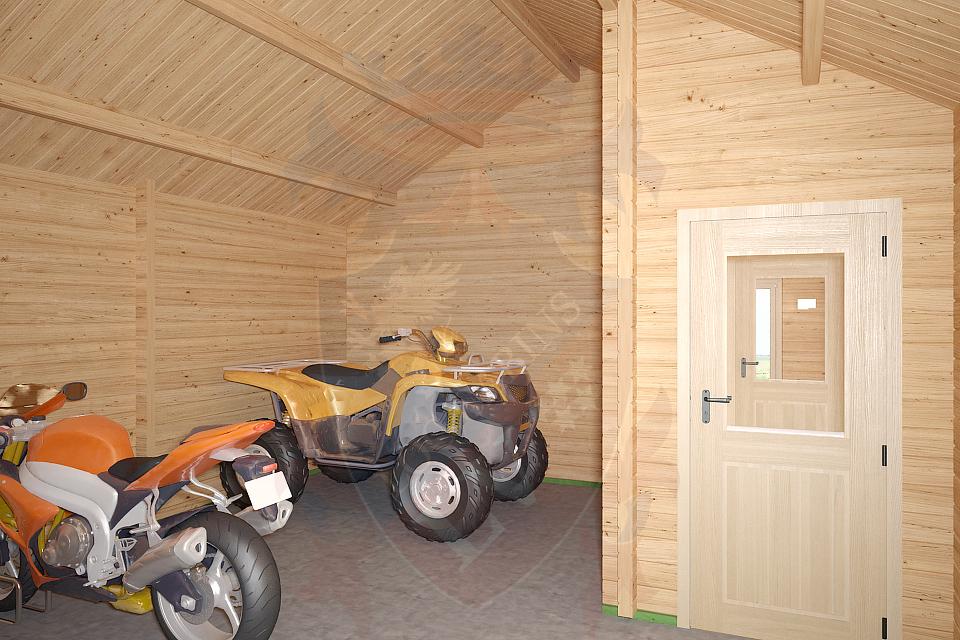 log cabins 217