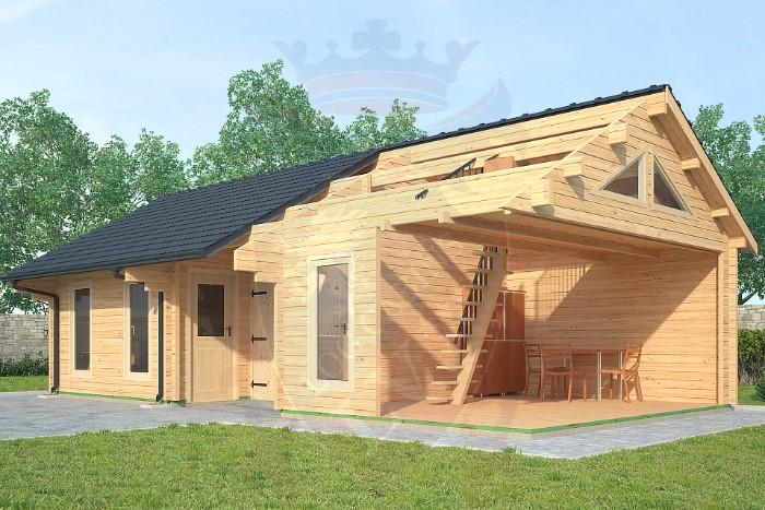 log cabins 289