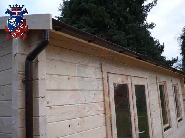 log cabins LV  279
