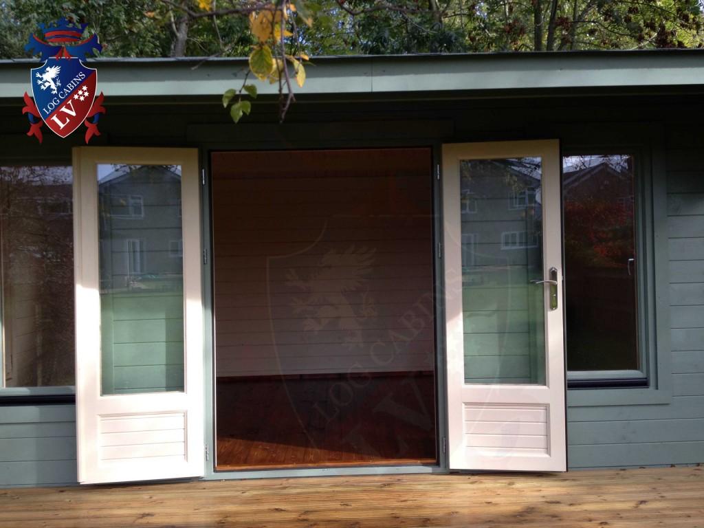 quality log cabins by logcabins.lv