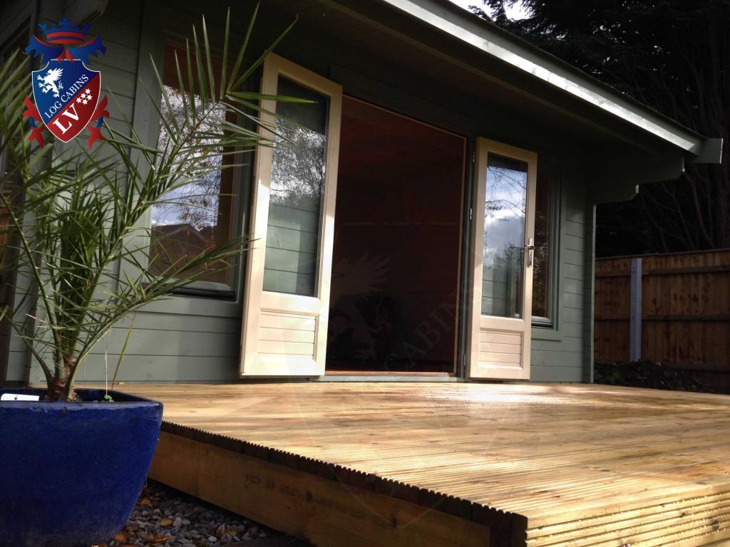 log cabins df range 11