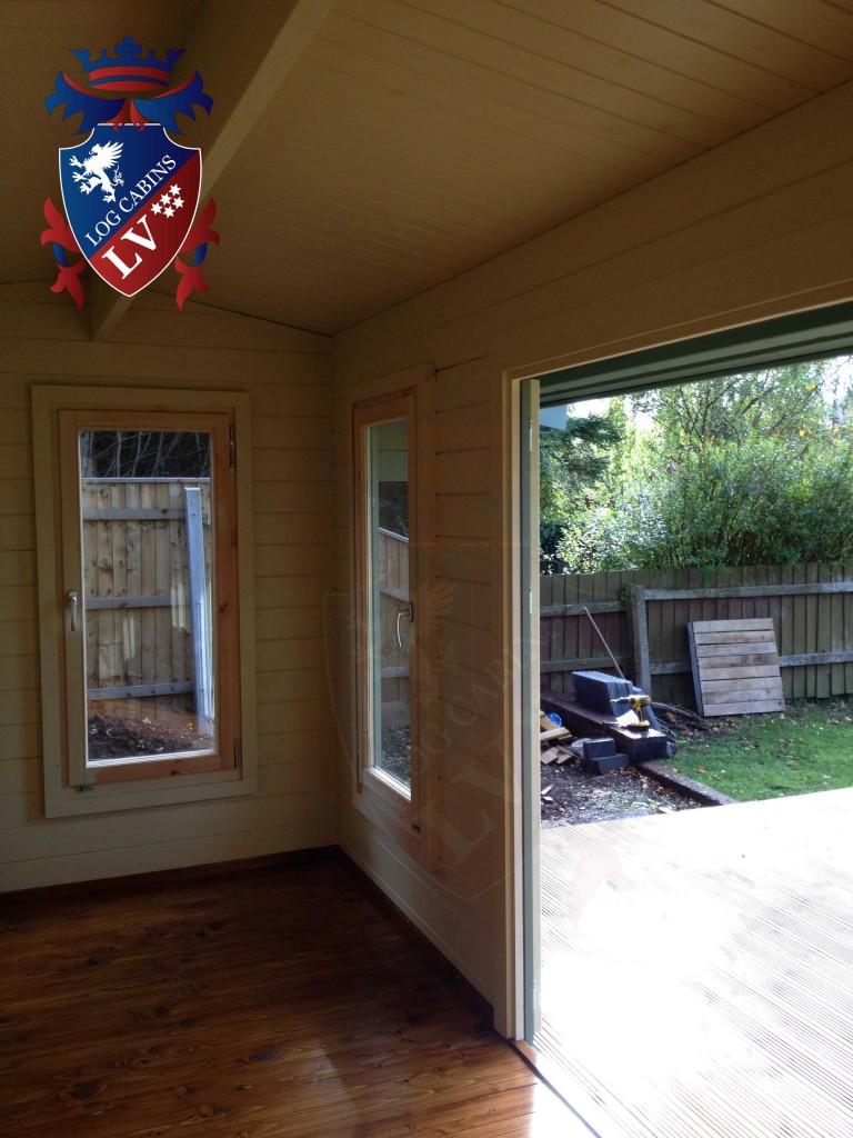 log cabins df range 29