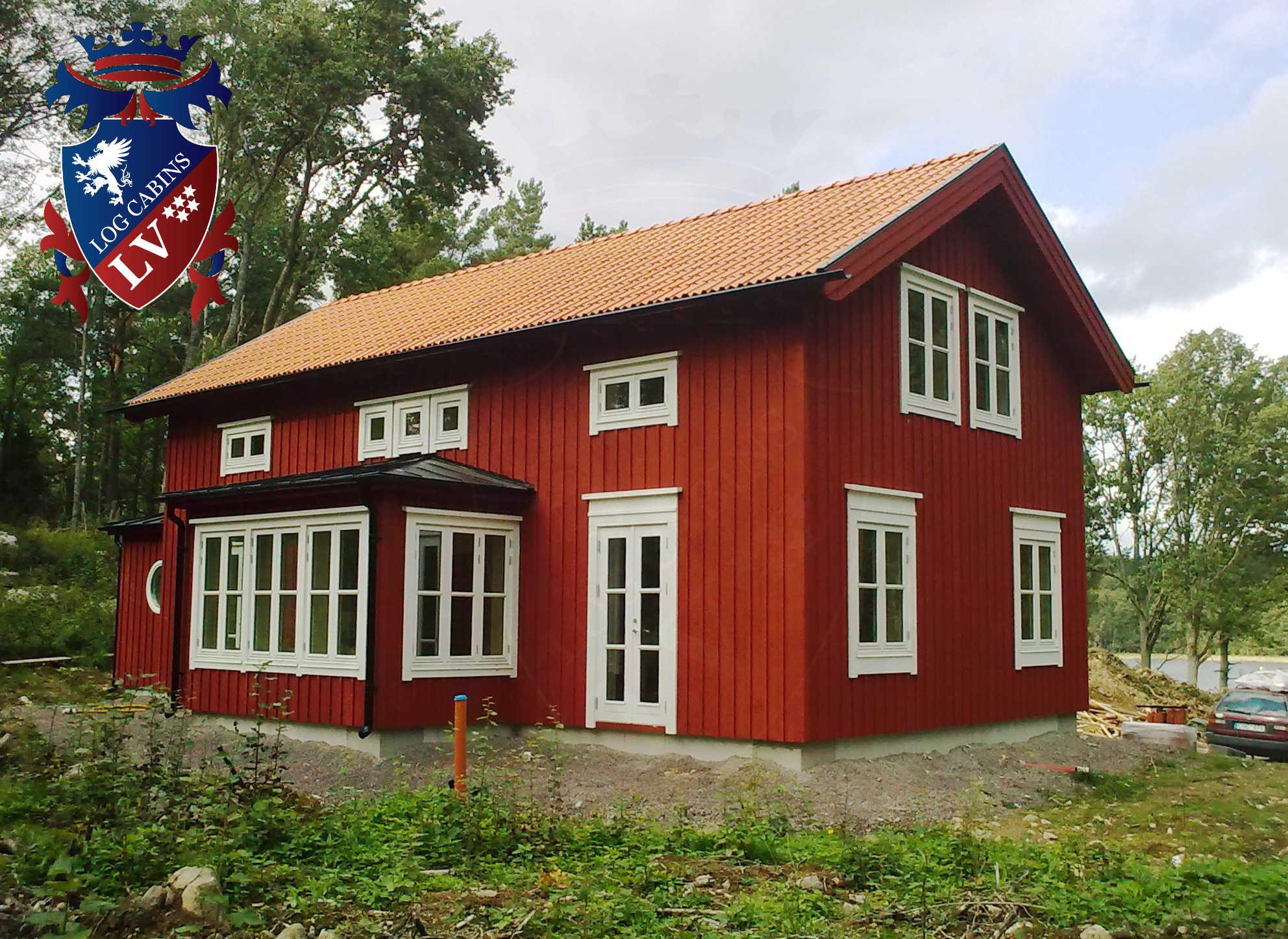log cabins homes 027