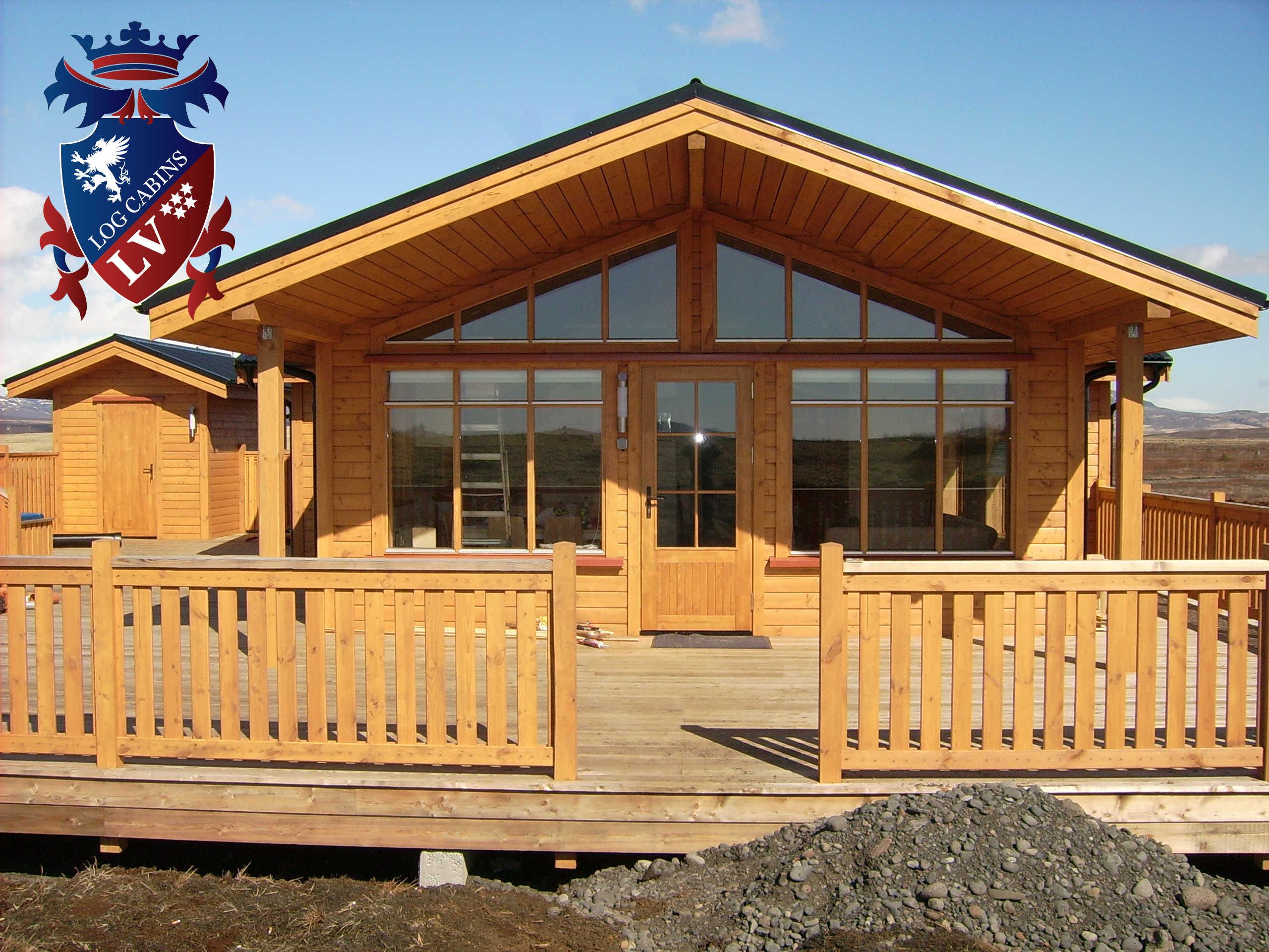 log cabins homes 196
