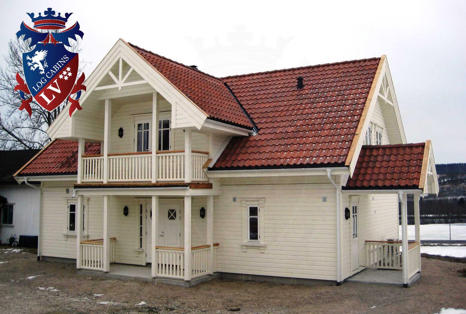 log cabins homes 209