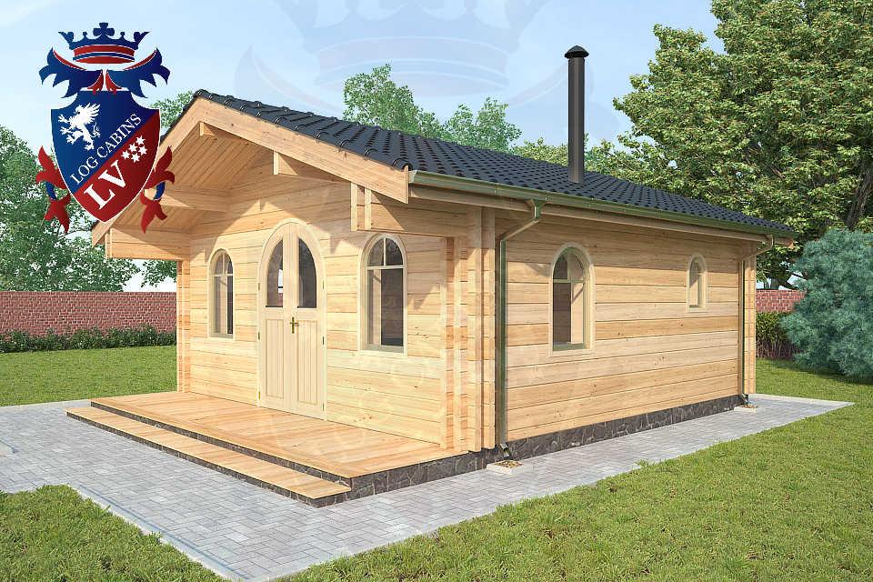 log cabins lv  12