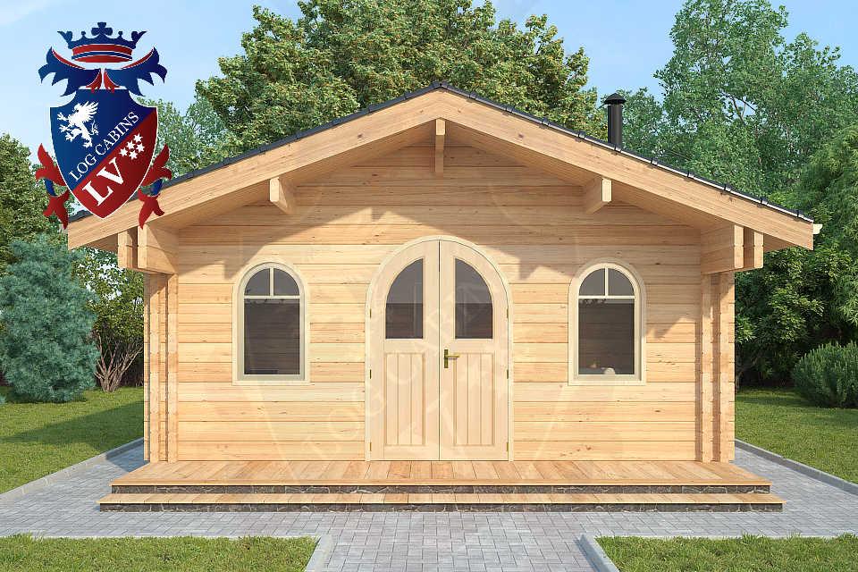 log cabins lv  23