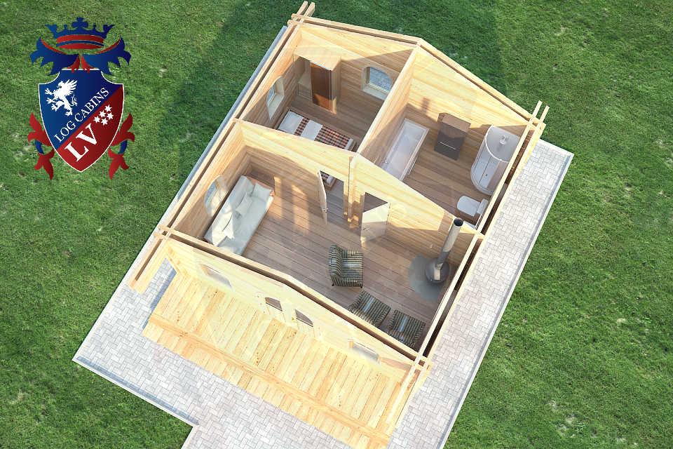 log cabins lv  56