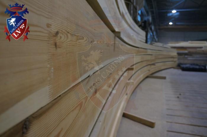 log cabins lv - glulam timber  2015  6