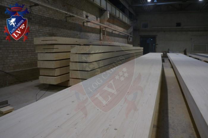 log cabins lv - glulam timber  2015  9