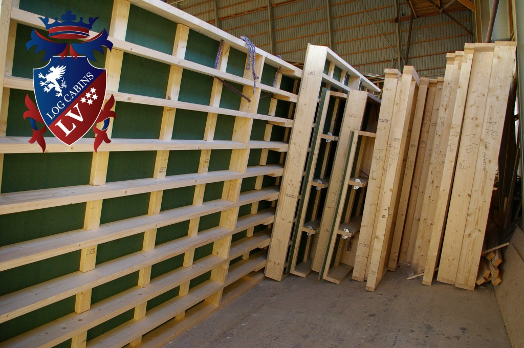 timber frame park homes