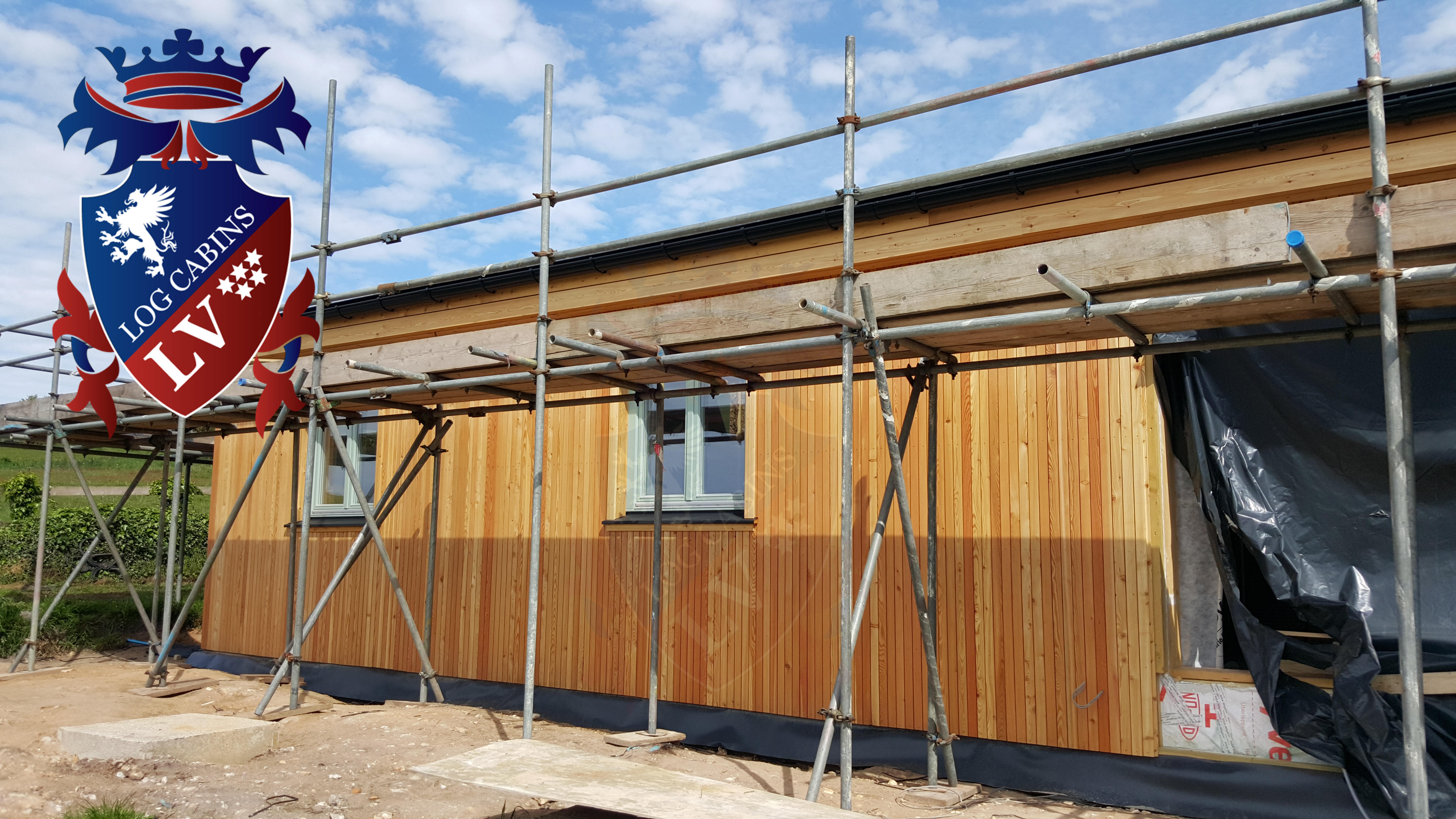 Highly Insulated Park Homes