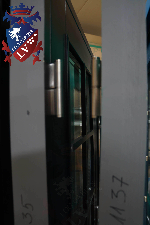 precision windows and doors log cabins  10005
