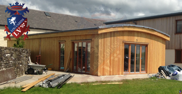 quality timber frame buildings from log cabins lv