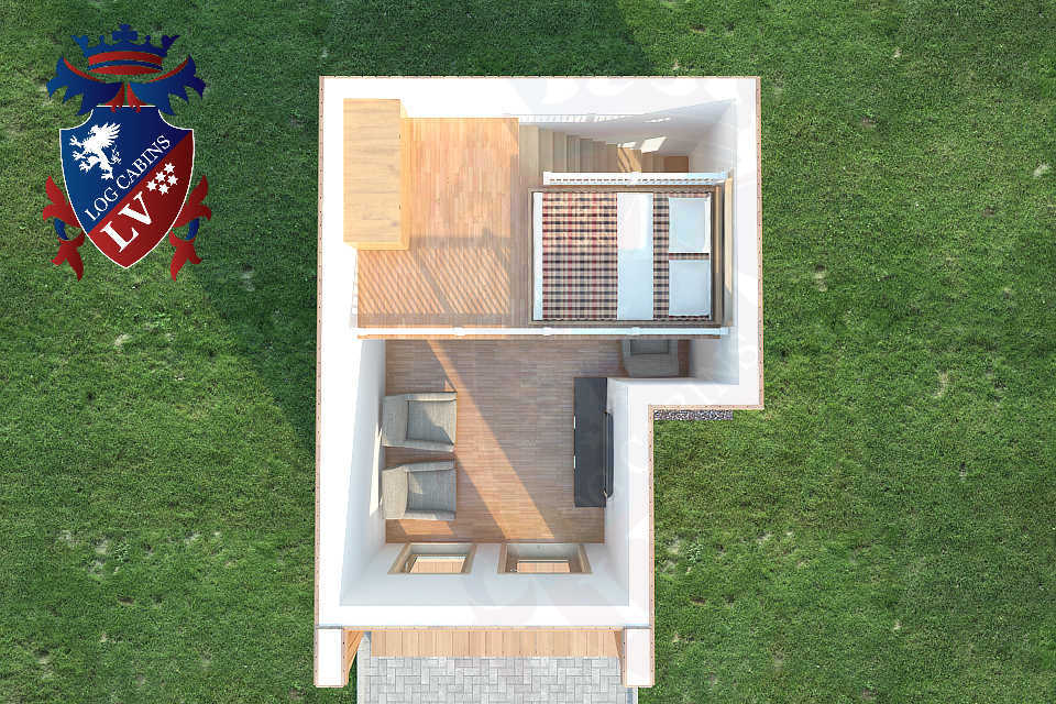 timber frame micro house 2014  50