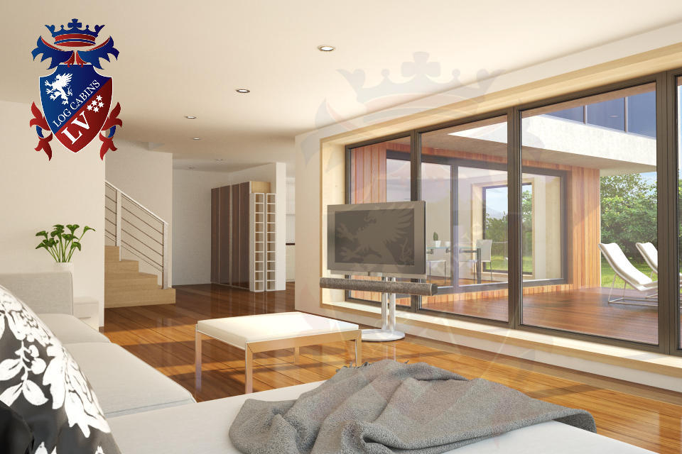 timber kit homes- passive housing- timber frame UK  5