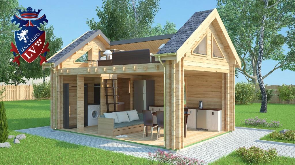 twinskin cabin