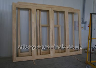 Deluxe High Quality Residential Windows and Doors logcabinslv.co.uk 064