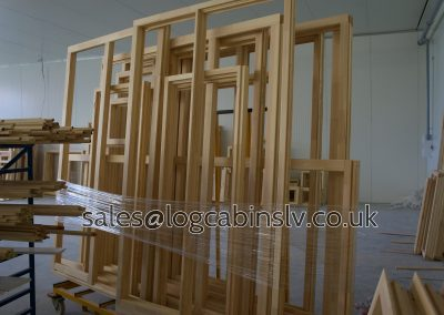 Deluxe High Quality Residential Windows and Doors logcabinslv.co.uk 069