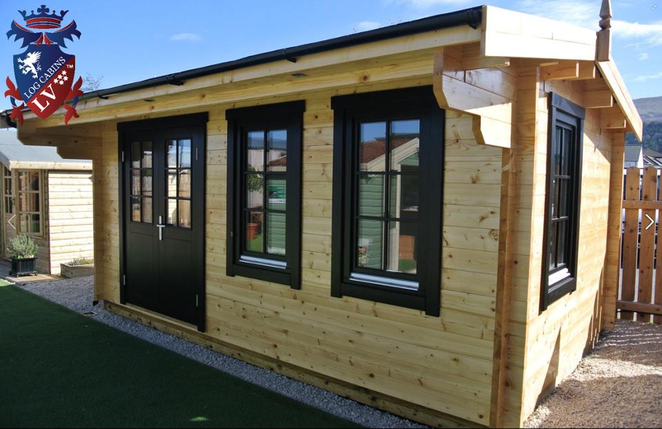 Deluxe Log Cabins