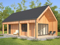 Residential Timber Frame Buildings